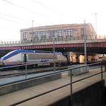 MARC (Maryland Area Regional Commuter) Bombardier-AlstomHHP-8 Locomotive No. 4913
